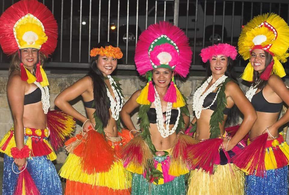 hawaiian hula dancers austin