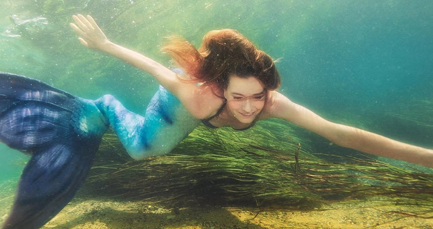 mermaid performers austin