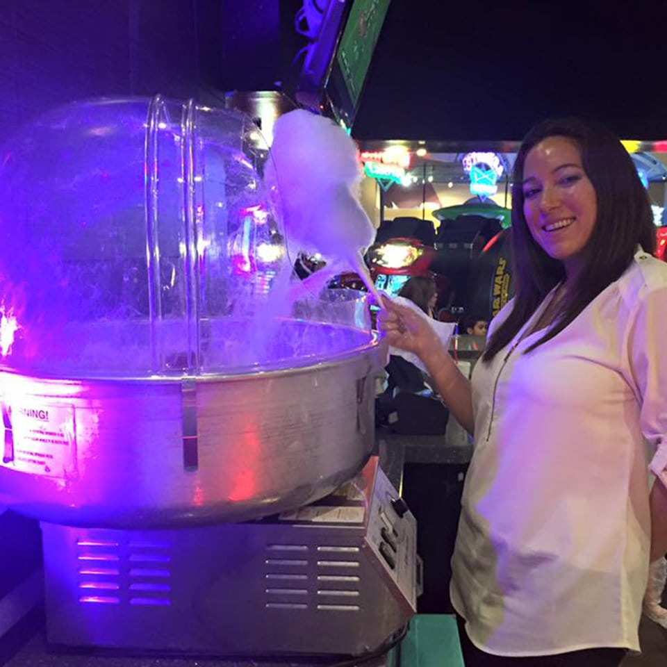 cotton candy machine rental austin