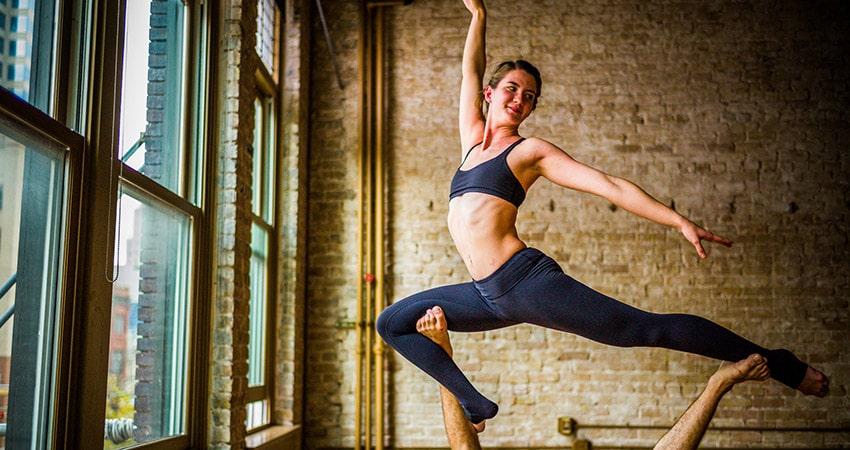 acro yoga duo austin tx