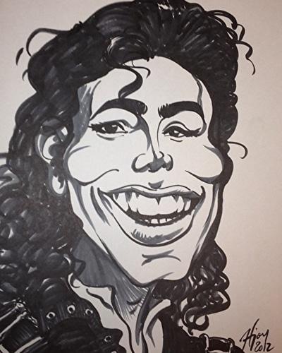 caricature artists austin