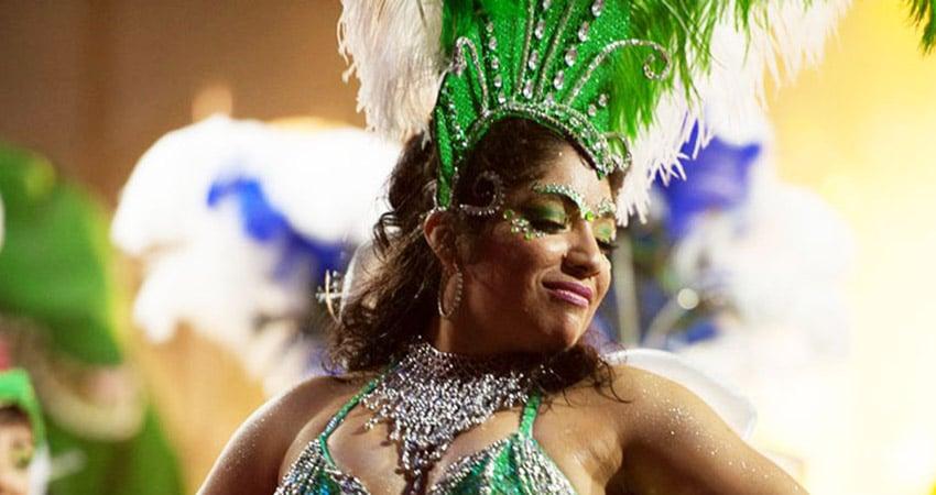 carnival samba dancers austin