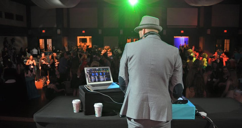 dj and emcee services austin