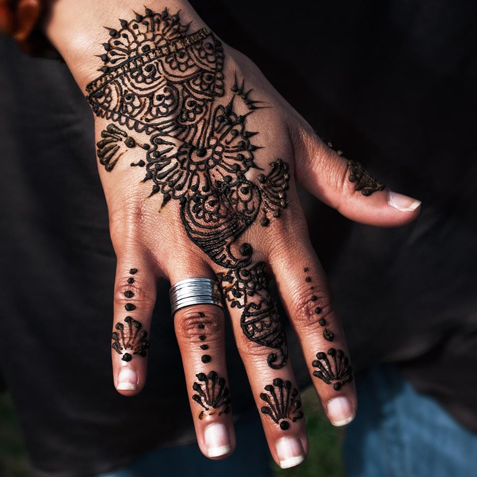 Professional Henna Tattoo Artists For Hire In Austin