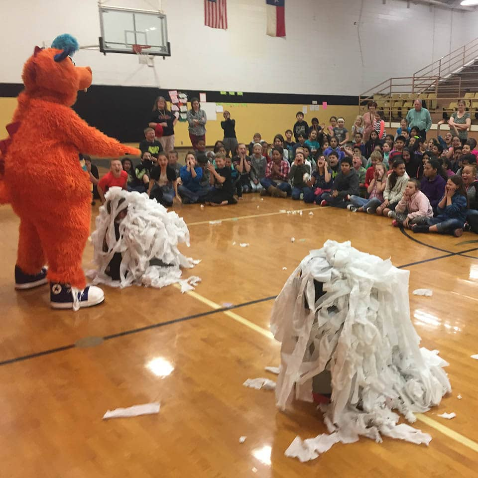 motivational school assemblies texas