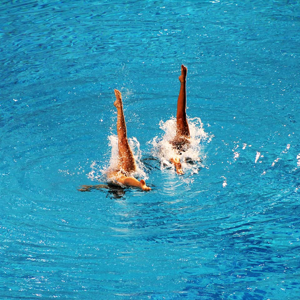 synchronized swimming austin