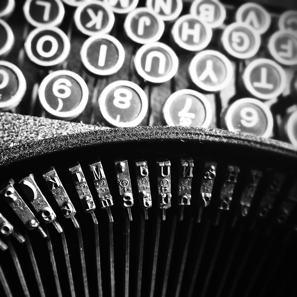 typewriter poet austin tx