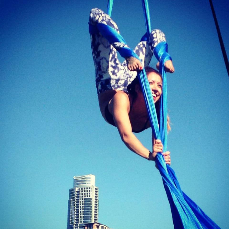aerialists austin tx