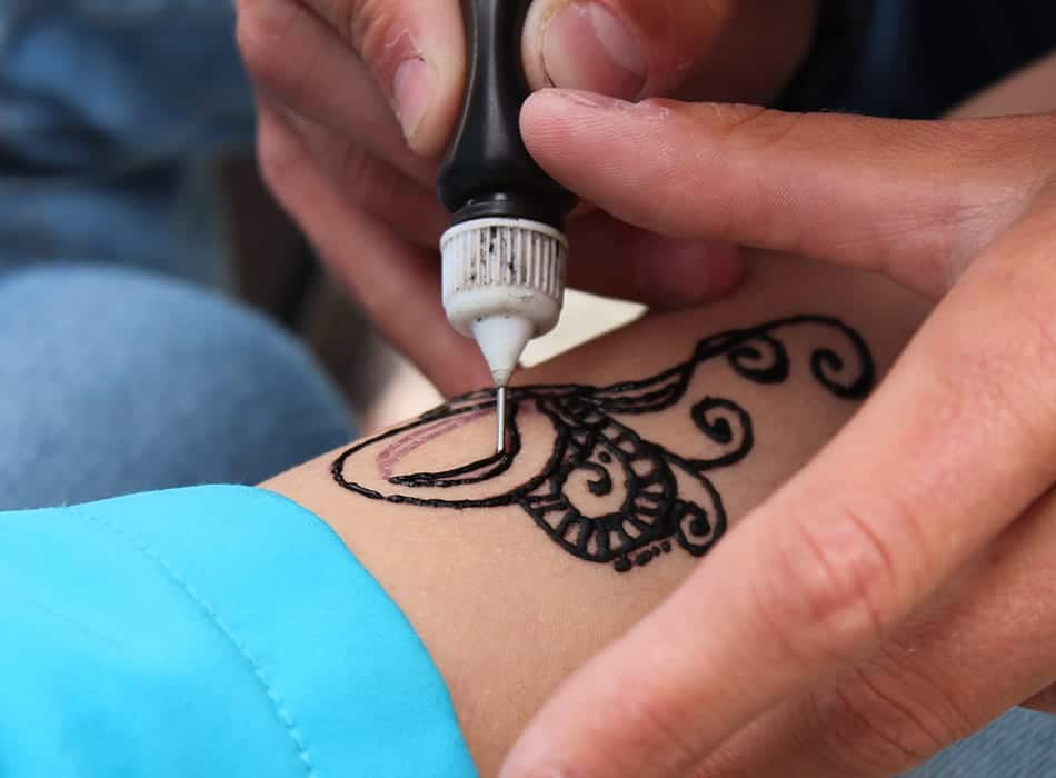 Professional Henna Tattoo Artists for Hire in Austin | EPIC