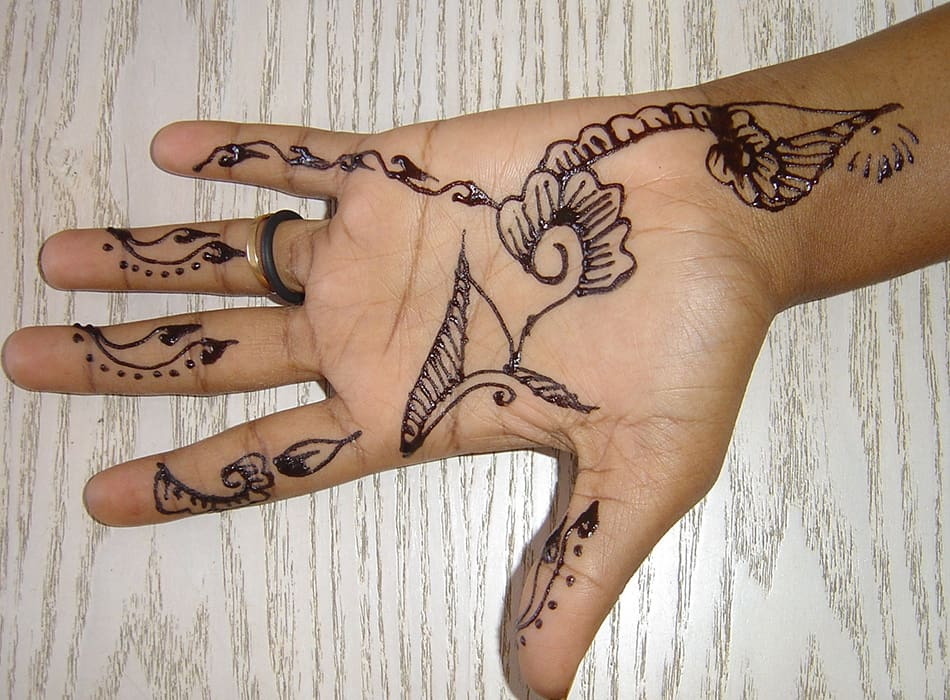 Mehndi Tattoo Temporary : Professional henna tattoo artists for hire in austin epic