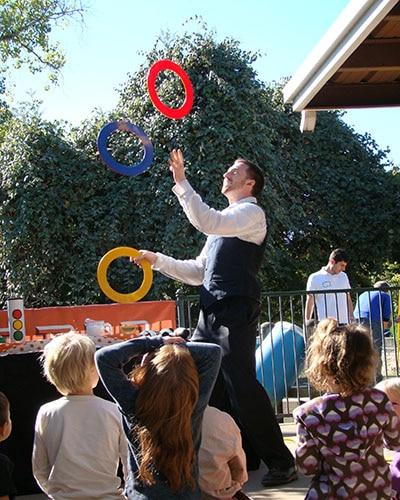 magicians austin tx