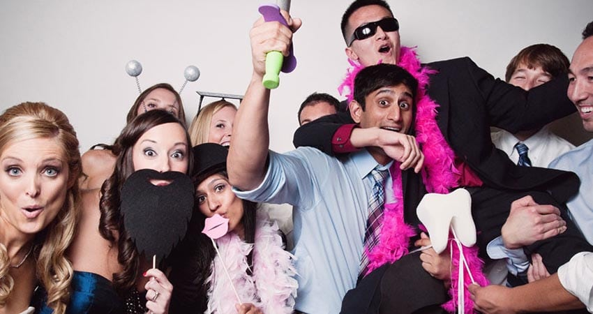 party photo booth rental austin tx