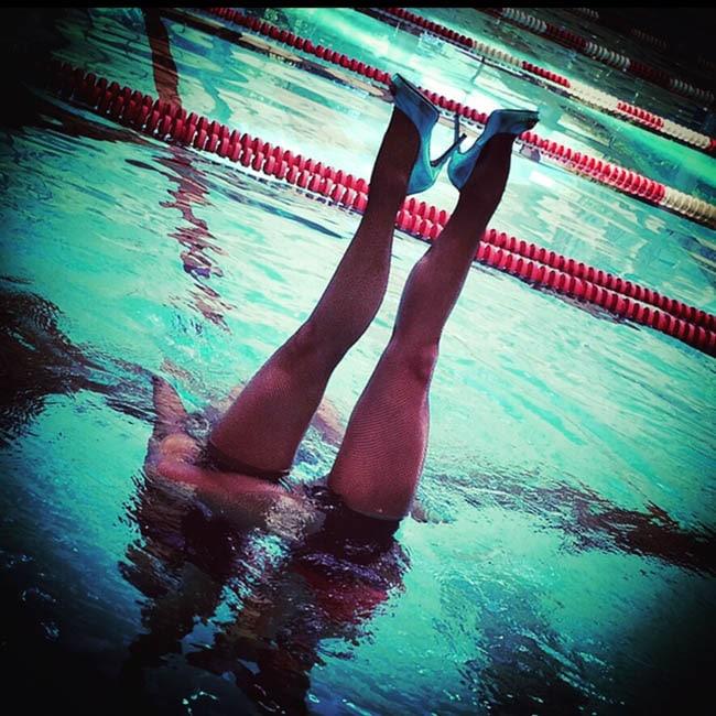 synchronized swimmers austin tx