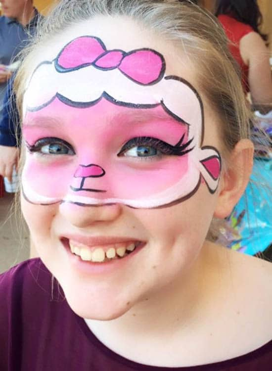 face painting services face painting for parties austin tx